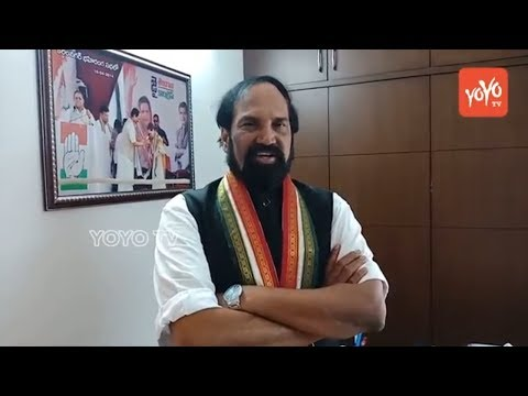 Uttam Kumar Reddy Announced Congress Bus Yatra 2nd Phase | Telanagana Politics | YOYO TV Channel