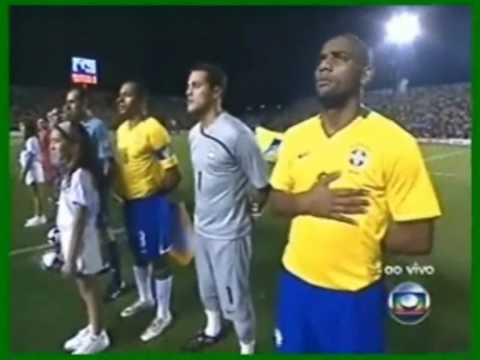BRASIL National Anthem.