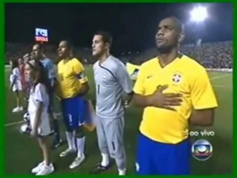 BRASIL National Anthem.