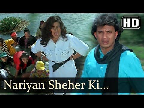 Naariyaan Shahar Ki- Amrita Sigh - Mithun - Charnon Ki Saugandh...