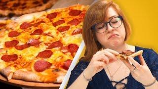 Irish People Taste Test American Pizzas