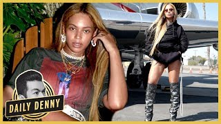 Beyonce's Mile High Fashion Cost HOW MUCH?! | Daily Denny