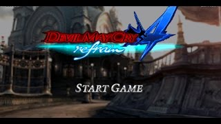 Devil May Cry 4 refrain - Gameplay #1 (ios, ipad) (ENG)