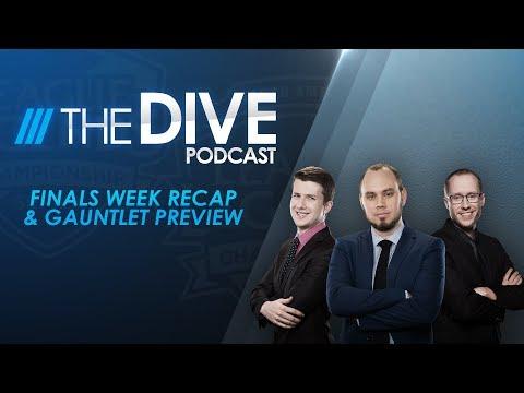 The Dive: Finals Week Recap & Gauntlet Preview (Season 1, Episode 23)