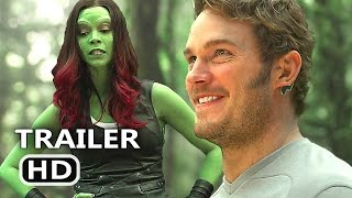 """GUARDIANS OF THE GALAXY 2 - Official """"Star Panda"""" Clip + Trailer (2017) Blockbuster Movie HD"""