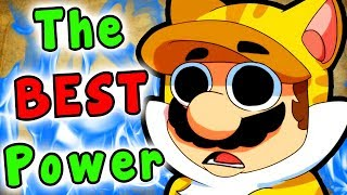Top 5 Most USEFUL Power Ups In Super Mario Maker 2