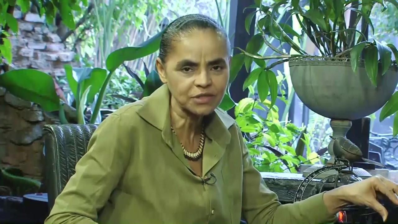 Marina Silva fala sobre educação!