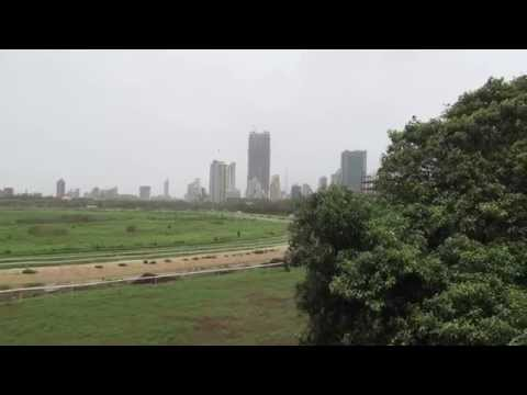 Tallest Tower In India Under Construction, Mumbai's Magnificient Race Course, Skyline etc