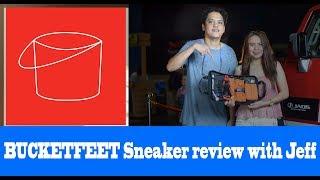 Cool Jeff Shoe/Sneaker review: BUCKETFEET Sneakers