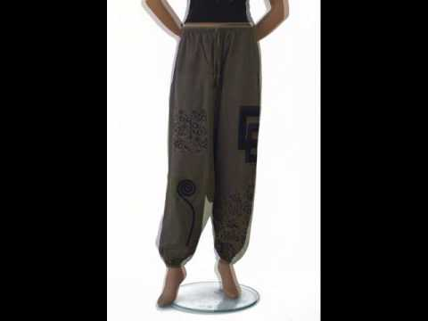 Boquete pantalones