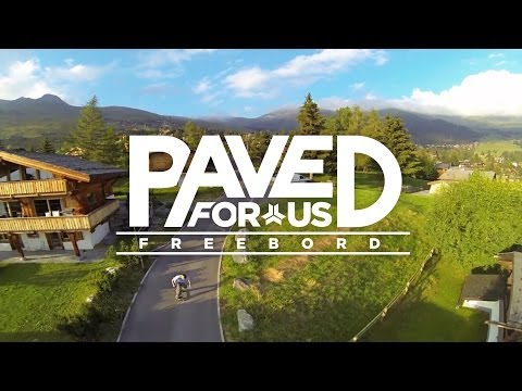 """Paved For Us"" Full Film by Freebord Mfg."