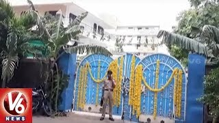 Pawan Kalyan Shifted To New Rented House In Vijayawada | AP | V6 News