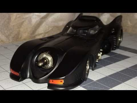 Hot Wheels: 1989 Batmobile