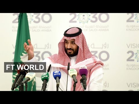 Saudi oil pledge explained in 90 seconds  FT World