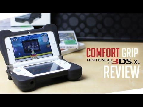 3DS XL Comfort Grip - Review und Unboxing
