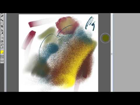 Corel Painter Lite - Part 2 - Brushes