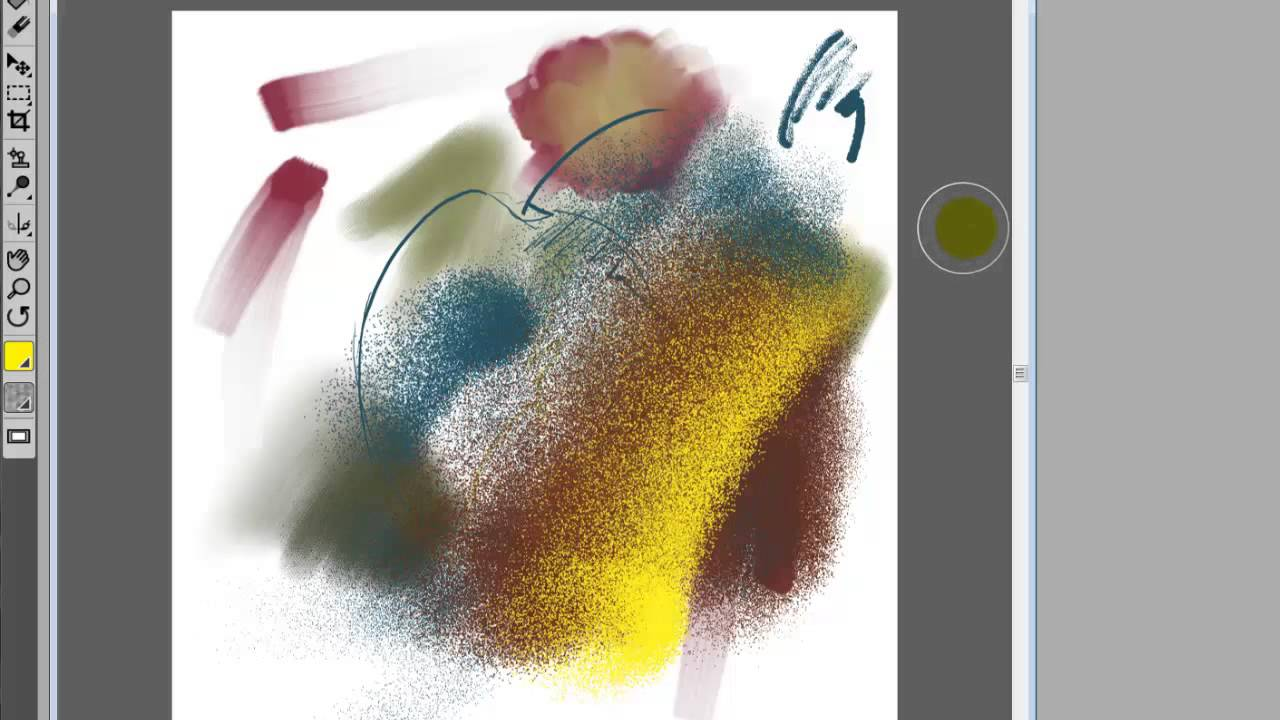 corel painter lite part 2 brushes youtube. Black Bedroom Furniture Sets. Home Design Ideas