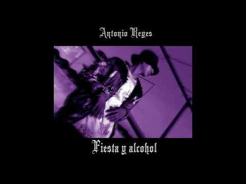 Antonio reyes -  fiesta y alcohol