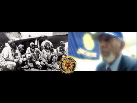 Val Archer - Tuskegee Airman Hero - Buzz Clip
