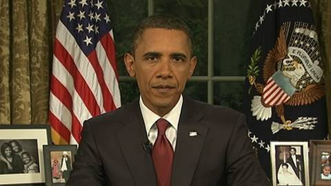 President Obama's Iraq Speech