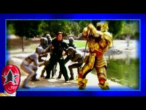 Mighty Morphin Power Rangers Uk Nicktoons Promo 4 video