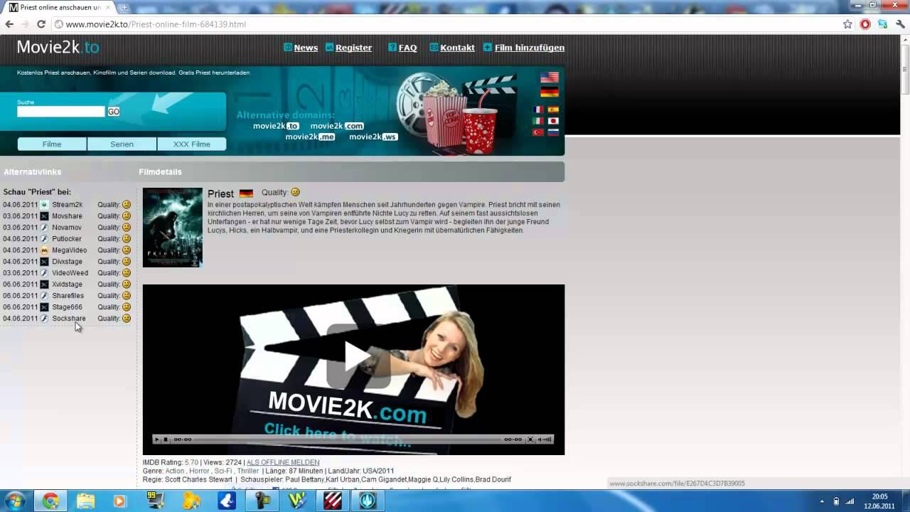 filme im internet kostenlos ansehen
