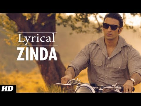 Zinda Lootera Full Song With Lyrics | Ranveer Singh, Sonakshi Sinha video