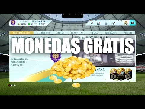 FIFA ULTIMATE TEAM MONEDAS GRATIS