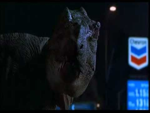 The Lost World - T-Rex scene - Jurassic Park video - Fanpop T Rex The Lost World Jurassic Park