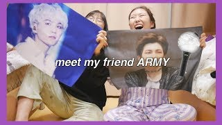 Meet My Korean BTS ARMY Friends