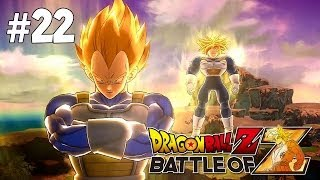 Dragon Ball Z: Battle of Gods - Dragon Ball Z Battle Of Z: Story Playthrough - Parent And Son Fight (Co-op Mode #22)