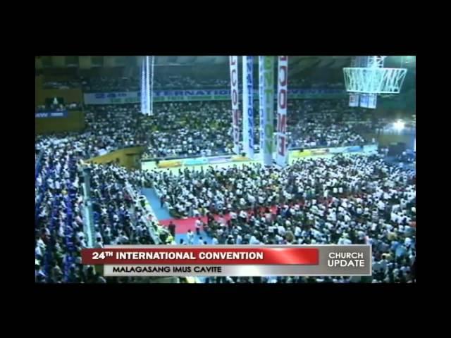 Church News: 24th International Convention (PMCC 4th Watch)