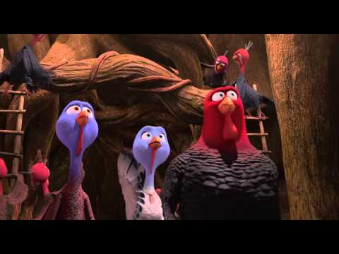Free Birds Trailer 2013 Owen Wilson Movie   Official [HD]