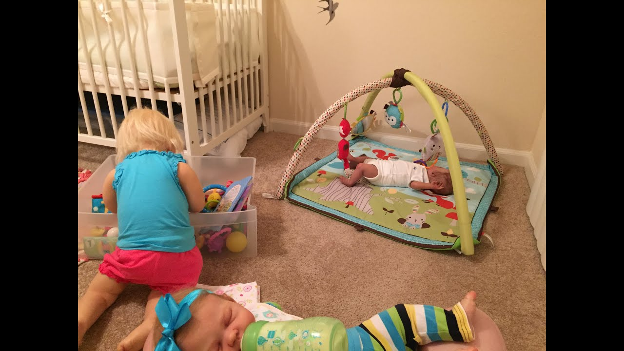 Night In The Life Of Reborn Toddler Prim And Baby Carter