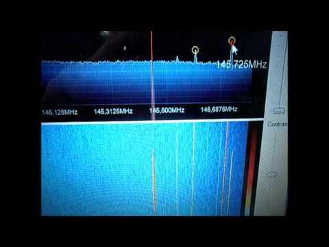 RTL-SDR Empfangstest im 2m AFU-Band.wmv