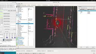 Autoware: QuickStart demo v.1.7.0