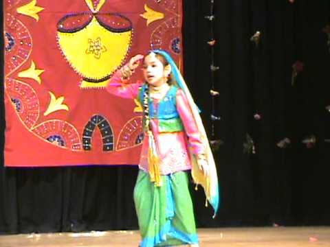 Mera Laung Gawacha By Jayanshi -Frankfort Diwali Kids Dance...