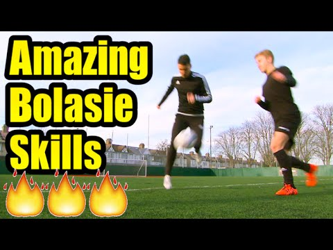 how to learn skills of football