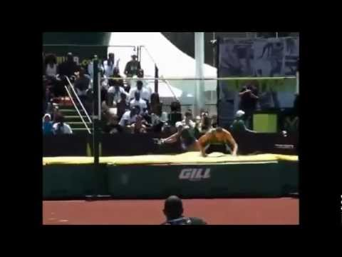 High Jump slow motion form analysis - Jesse Williams, Charles Austin, Javier Sotomayor
