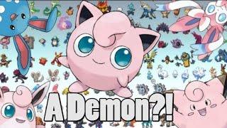 Pokemon Theory: Fairy Type Pokemon Are Demons?!