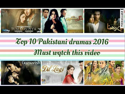 Top 10 Pakistani dramas 2016 thumbnail