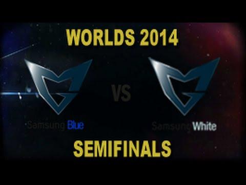 SSB vs SSW - 2014 World Championship Semifinals G1