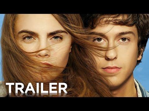 Paper Towns trailer introduces Cara Delevingne