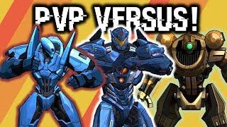 Pacific Rim Breach Wars - Versus Mode Event Battles (Part 1)