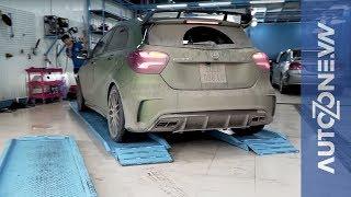 [Autozone.vn] AMG Amazing Trip ngày 3: Kinh nghiệm vệ sinh và kiểm tra xe sau 1.000 km