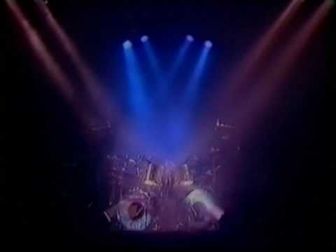 Cozy Powell - 633 Squadron/1812 Overture Drums Solo - Live in Germany 1983