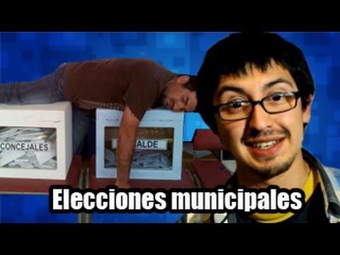 Elecciones Municipales a la chilena - chilenito TV #22