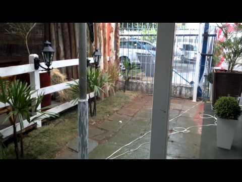 Anauger Solar na chuva