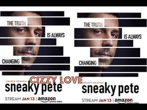 NEW AMAZON SHOW SNEAKY PETE REVIEW