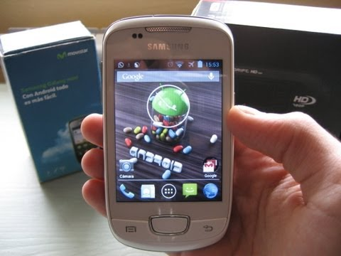 Instalar Android 4.2 en un Galaxy Mini